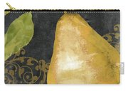 Melange French Yellow Pear Carry-all Pouch