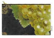 Melange Green Grapes Carry-all Pouch