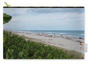 Melbourne Beach Florida November View Carry-all Pouch
