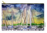 Melbourne Florida Marina Carry-all Pouch