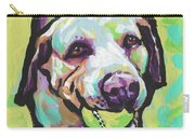 Mellow Yellow Lab Carry-all Pouch