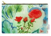 Melody Of Color Carry-all Pouch