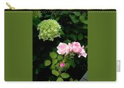 Melody Of Flowers Carry-all Pouch