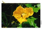 Melon's Flower 12 Carry-all Pouch