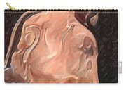 Melted Wax Model Carry-all Pouch