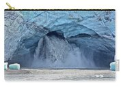 Melting Glacier Carry-all Pouch
