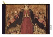Memmi: Madonna In Heaven Carry-all Pouch