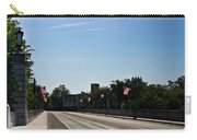 Memorial Avenue Bridge Roanoke Virginia Carry-all Pouch by Teresa Mucha