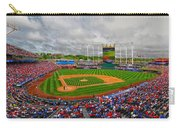 Memorial Day At Kauffman Stadium Carry-all Pouch
