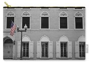 Memorial Day Flag Roanoke Virginia Carry-all Pouch
