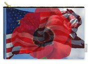 Memorial Day - Remembrance Day - Armistice Day Carry-all Pouch