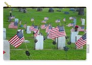 Memorial Day Salute Carry-all Pouch