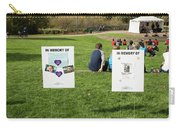 Memorials And Outdoor Bands Carry-all Pouch