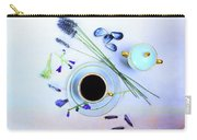 Memories And Coffee Carry-all Pouch