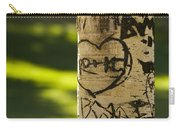 Memories In The Aspen Tree Carry-all Pouch by James BO  Insogna