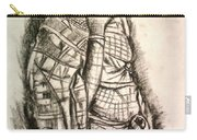 Memories Of Africa Carry-all Pouch