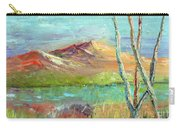 Memories Of Somewhere Out West Carry-all Pouch