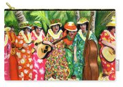 Memories Of The Kodak Hula Show At Kapiolani Park In Honolulu #20 Carry-all Pouch