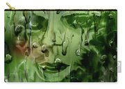 Memory In The Rain Carry-all Pouch by Darren Cannell