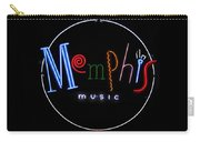 Memphis Music Carry-all Pouch