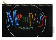 Memphis Neon Sign Carry-all Pouch