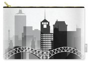 Memphis, Tennessee Skyline  Carry-all Pouch