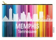 Memphis Tn 2 Squared Carry-all Pouch
