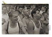 Men Booing Carry-all Pouch