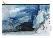 Mendenhall Glacier Face Carry-all Pouch