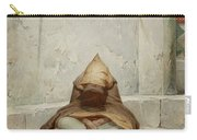 Mendicant In Meditation Carry-all Pouch