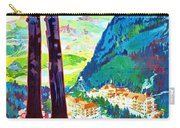 Mendola, Italy, Landscape Carry-all Pouch