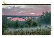 Mendota Bridge Sunrise Carry-all Pouch
