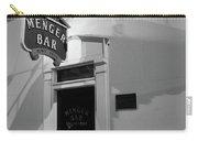 Menger Bar Carry-all Pouch