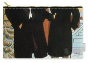 Mens Fashion, 1919 Carry-all Pouch