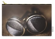 Mens Formalwear Cufflinks Carry-all Pouch