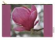 Mepkin Abbey Pink Magnolia Carry-all Pouch