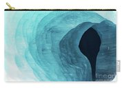 Mer De Glace Carry-all Pouch