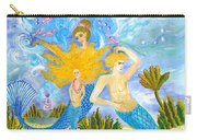 Mer Mum And Comb Carry-all Pouch