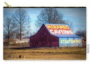 Meramec Caverns Barn Carry-all Pouch