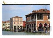 Mercato Di Rialto In Venice Italy Carry-all Pouch
