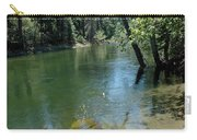 Merced River Banks Carry-all Pouch