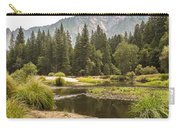 Merced River Yosemite Valley Yosemite National Park Carry-all Pouch