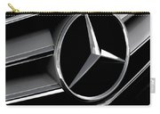 Mercedes Badge Carry-all Pouch