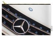 Mercedes-benz Emblem - Grille Logo -0030c Carry-all Pouch