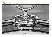 Mercedes Benz Hood Ornament 2 Carry-all Pouch by Jill Reger