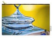 Mercedes-benz Hood Ornament - Emblem -0961c Carry-all Pouch