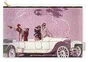 Mercedes Daimler C. 1910 Carry-all Pouch