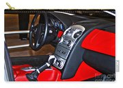 Mercedes Slr Concept Car Interior Carry-all Pouch