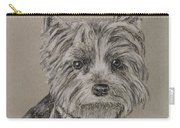 Mercedes The Shih Tzu Carry-all Pouch