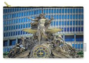 Mercury At Grand Central Terminal Carry-all Pouch